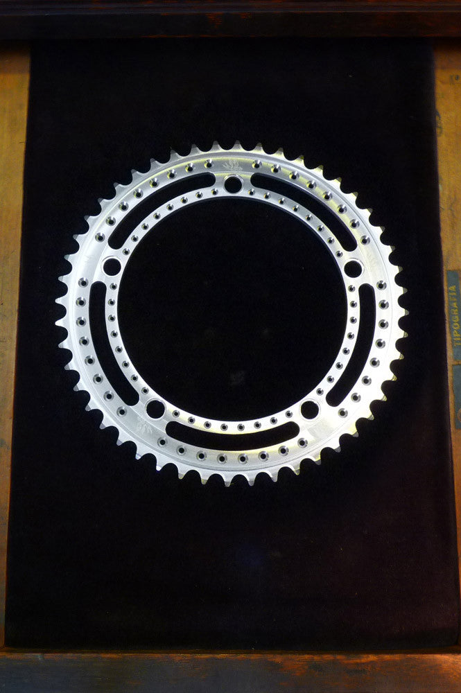 2014 Drillium Track Chainrings