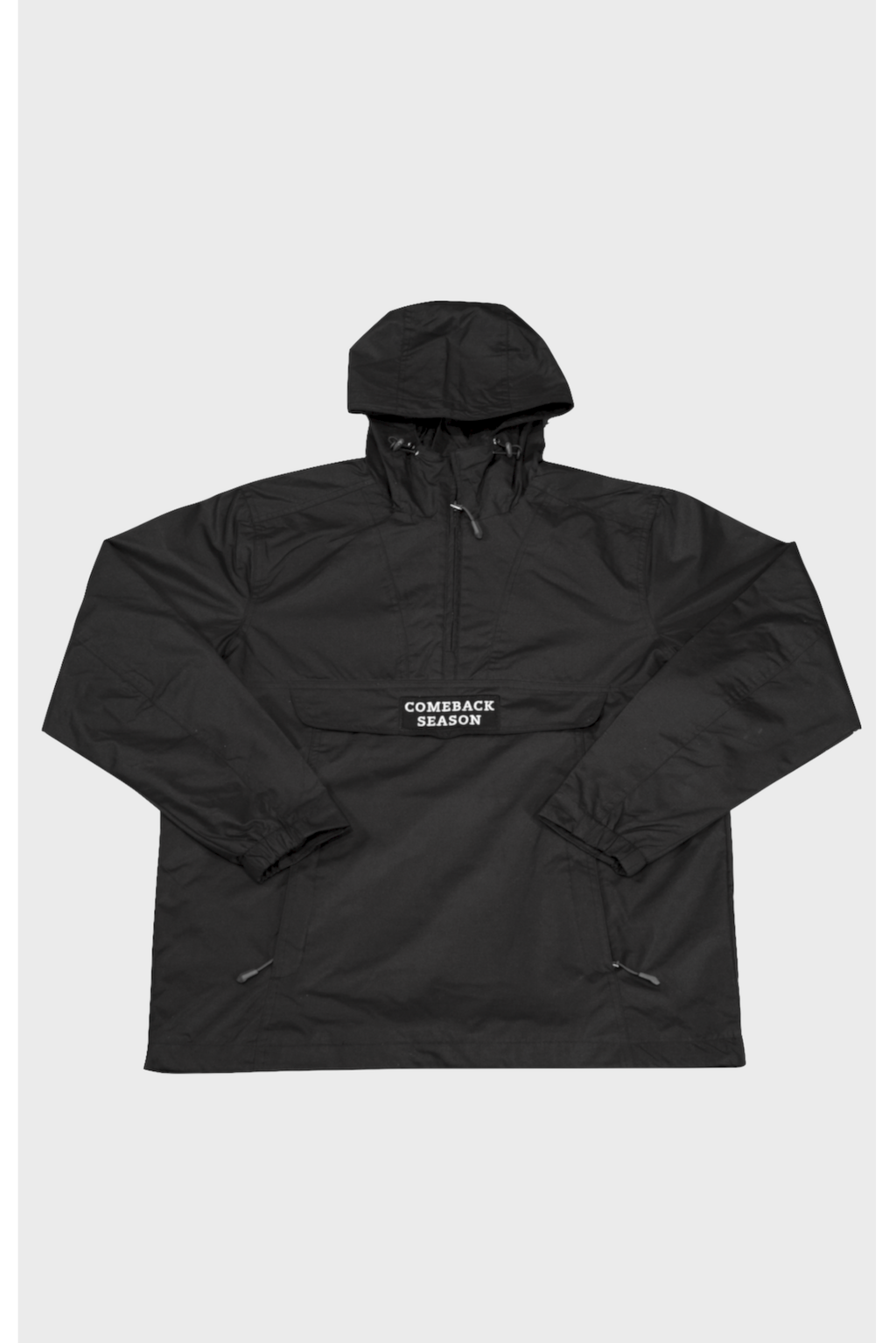 CBS Windbreaker Black
