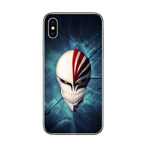 Bleach Hollow Mask iPhone Case - The Anime Bazaar