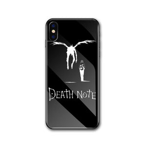 Death Note Black iPhone Case - The Anime Bazaar