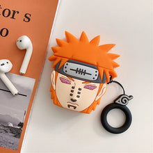 Load image into Gallery viewer, Naruto Pain AirPods Case - The Anime Bazaar