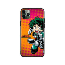 Load image into Gallery viewer, My Hero Academia Deku Izuku Midoriya iPhone Case - The Anime Bazaar