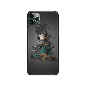 My Hero Academia Deku Izuku Midoriya iPhone Case - The Anime Bazaar