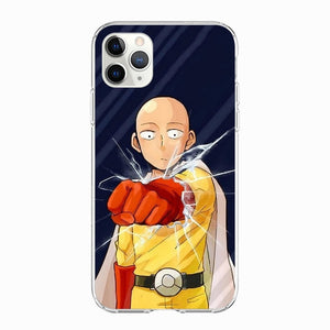 One Punch Man iPhone Case - The Anime Bazaar