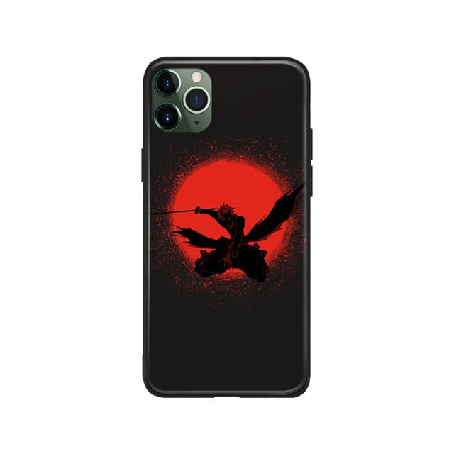 Bleach Hollowfied Bankai iPhone Case - The Anime Bazaar