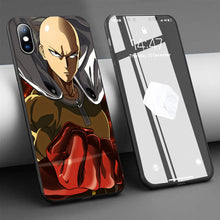 Load image into Gallery viewer, One Punch Man iPhone Case - The Anime Bazaar