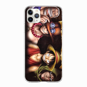 One Piece ArtStyle iPhone Case - The Anime Bazaar
