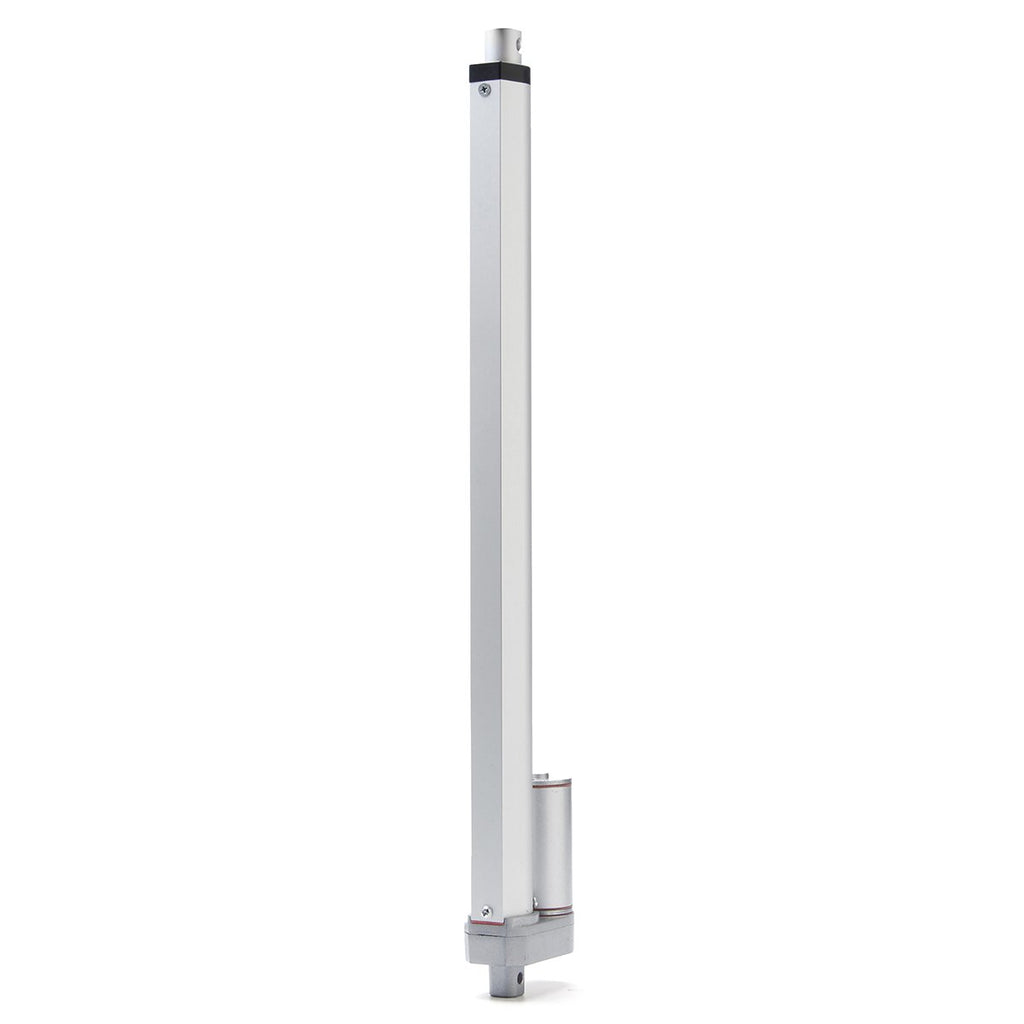 DC 12V 1500N 6mm/s Linear Actuator Motor 50mm-500mm Aluminum Alloy IP54 2-20 Inch Linear Actuator