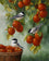 Apples and Birds Paint by Number Kits