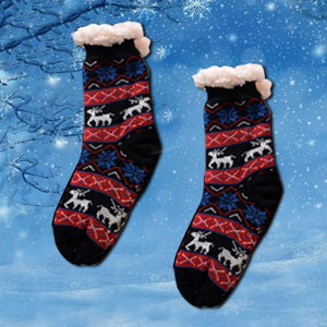 Cozy Warm Thermal Fleece Winter Socks