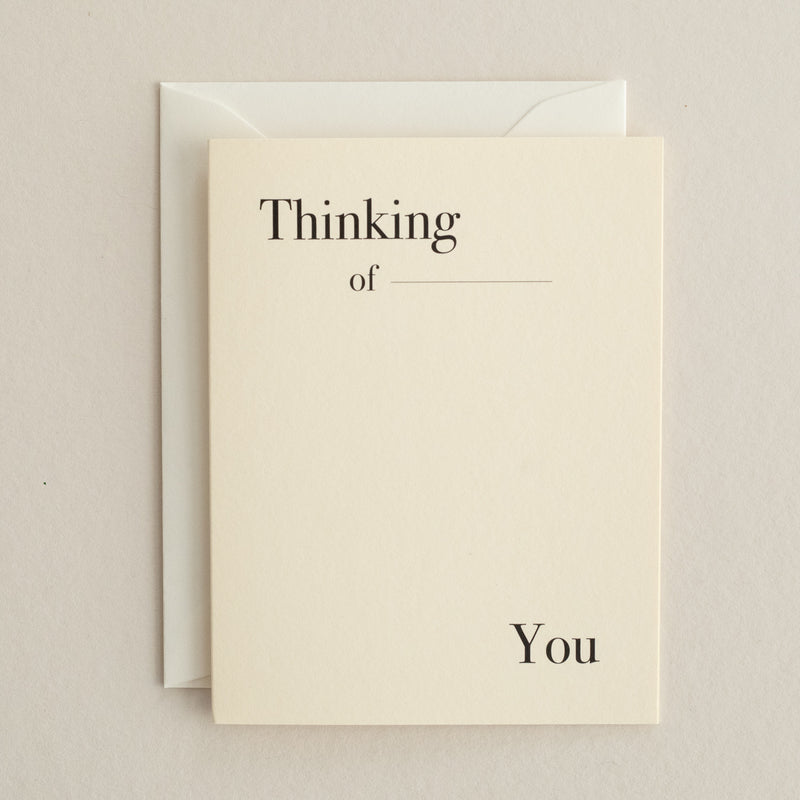 Thinking of You No. 08