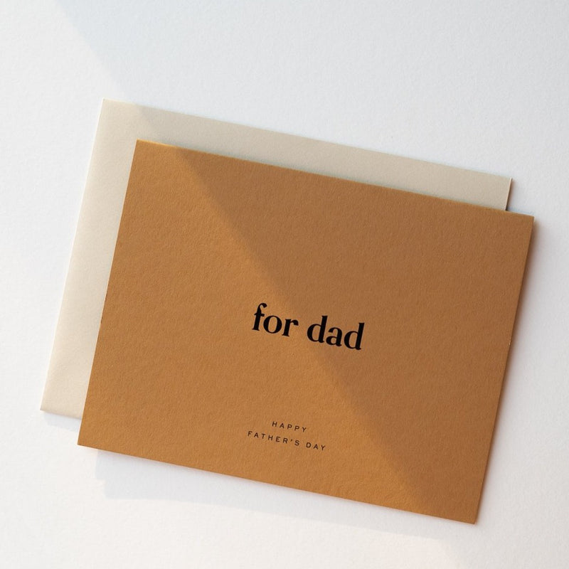 For Dad No. 01