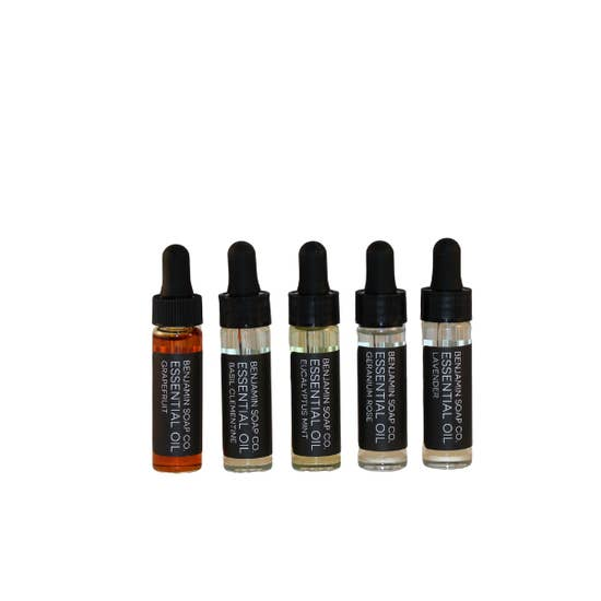 Essential Oils Basil Clementine
