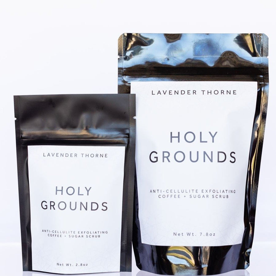 Holy Grounds (Coffee Scrub) Small