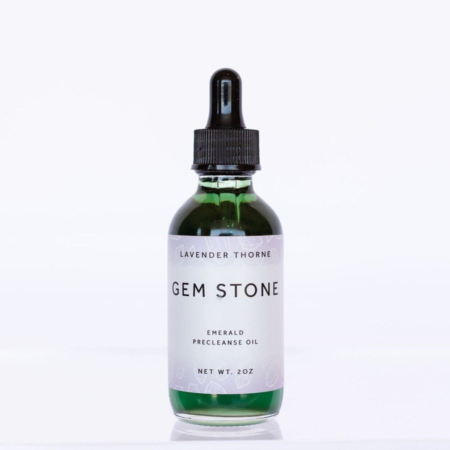 Gemstone Pre-Cleanse Oil