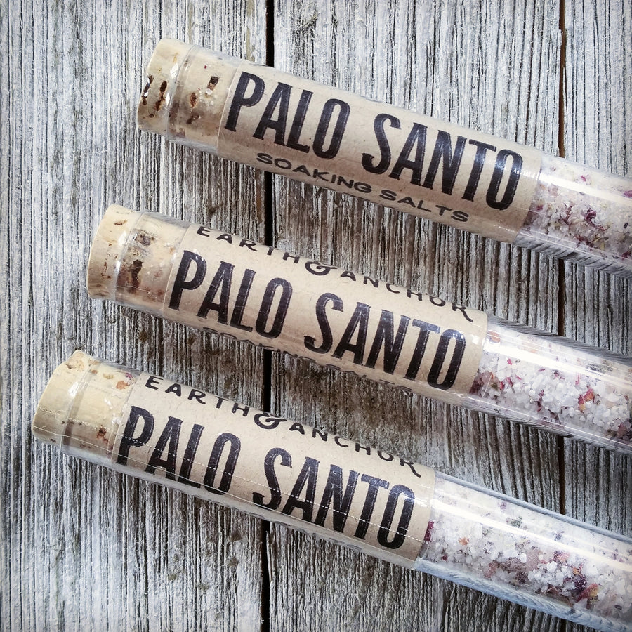 Palo Santo Bath Salts