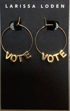Load image into Gallery viewer, Vote Earrings
