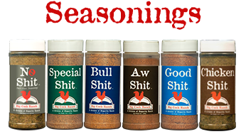 Shit Seasoning