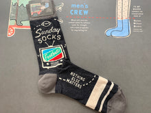 Load image into Gallery viewer, Blue Q Men's Socks