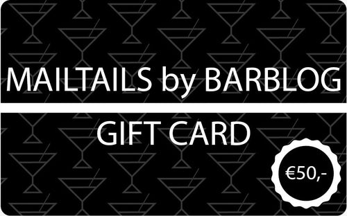 Mailtails by Barblog Gift Card €50,00