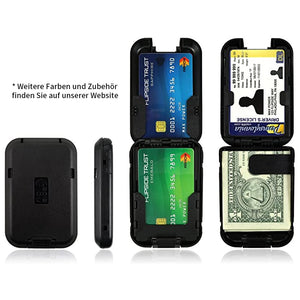 Wowslife ™ Aluminum Card Package Security Wallet