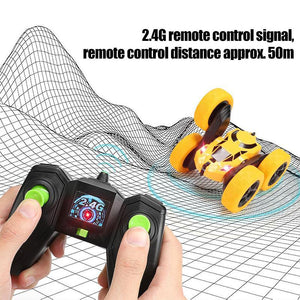 Wowslife™ 360° Rotating Remote Control Car Toy