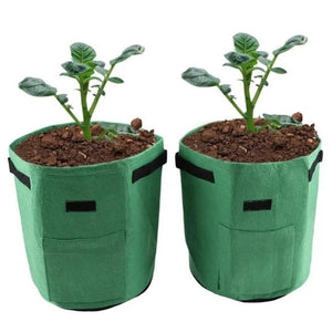 Wowslife™Gardening Plant Growing Bag - Tomato, Potato,Carrot Vegetable Planter Container