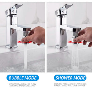 Wowslife ™Rotatable Bubbler Faucet Head
