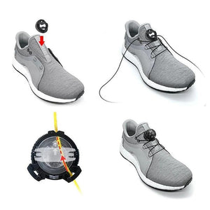 Wowslife™ Rotating Automatic Buckle-Shoelace