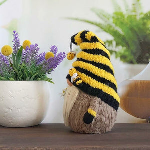 Wowslife™ Cheerfun Cute Bee GnomeSummer decor,Mother day gift