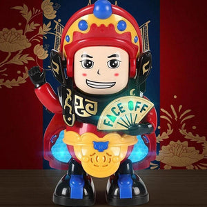 Wowslife™ Electric Traditional Chinese Opera Face Changing Doll