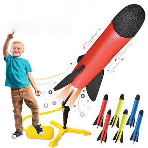 Wowslife™ Stomp Rocket Launcher Toy