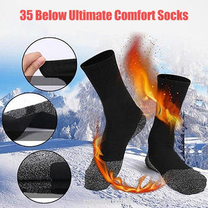 Wowslife™ 35 Below Ultimate Comfort Socks