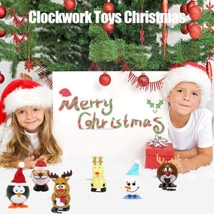 Wowslife™ Christmas clockwork toys(12PCS)