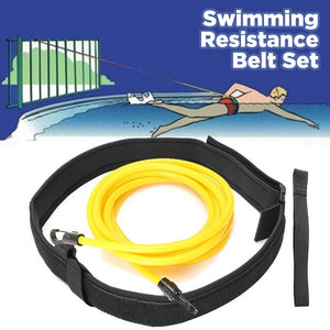 Wowslife™ Swimming Resistance Belt Set