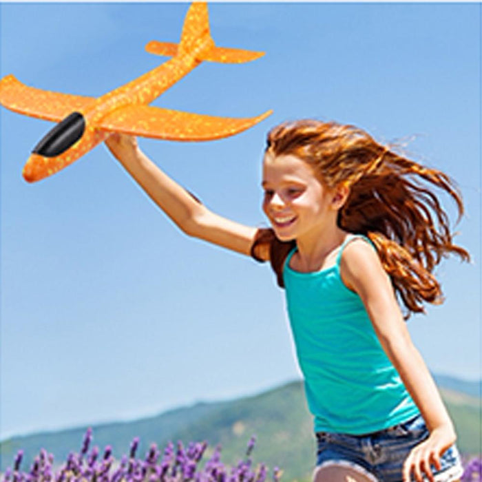 Wowslife™ Foam Glider Plane OutdoorFlying Toy for Kids