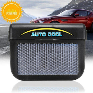 Wowslife™ Vehicle Solar Powered Car Vent Window Fan