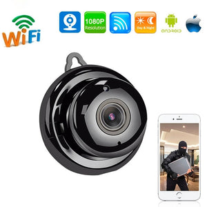 Wowslife™Wireless mini night vision non-lighting HD camera