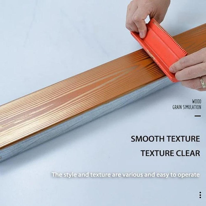 Wowslife™Wood Graining DIY Tool Set