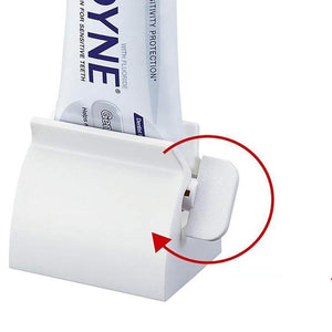 Wowslife™ Rolling Tube Toothpaste Squeezer Toothpaste Holder Stand