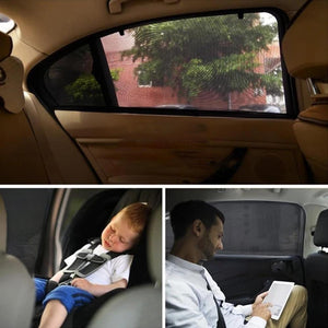Wowslife™ Car Side Window Shade, 2 Packs