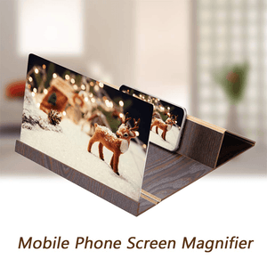 Wowslife™ 3D Phone Screen Magnifier