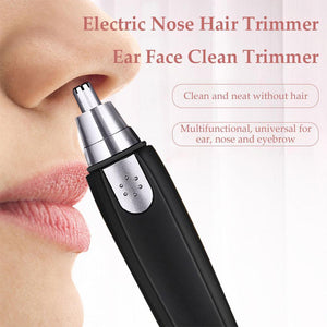 Wowslife™2020 New Electric Nose Hair Trimmer
