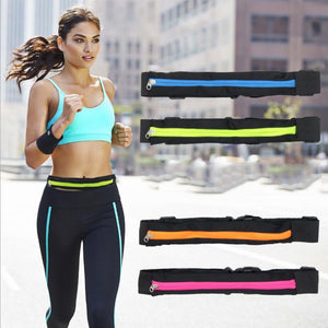 Wowslife™ Dual Pocket Running Belt