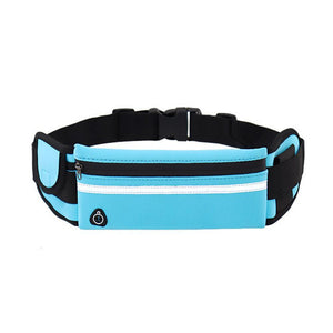 Wowslife™ Waist Bag Sports Portable Gym Bag Hold Water Cycling bag Waterproof