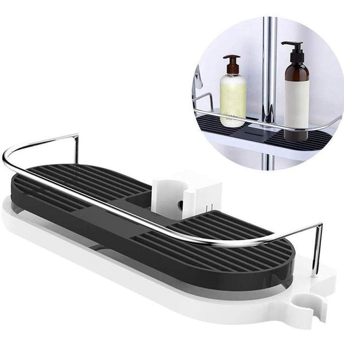 Wowslife™ Multifunctional Shower Lift Bar Storage Rack