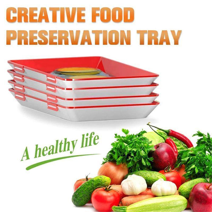 Wowslife™ Creative Food Preservation Tray
