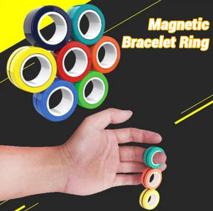 Wowslife ™Anti-stress Magnetic Rings