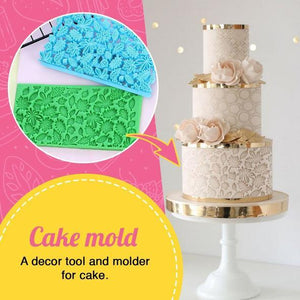 Wowslife™EMBOSSING CAKE MOLD