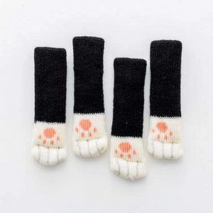 Wowslife™ Cute Cat Paw Chair Socks (1 set)